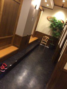 かつ勢志摩店 個室