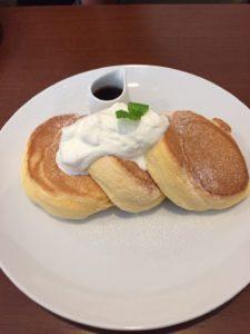オリーブカフェ 天使のパンケーキ