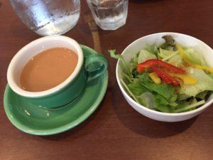 オリーブカフェ スープランチセット