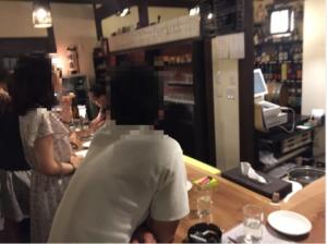 岡田酒店 店内