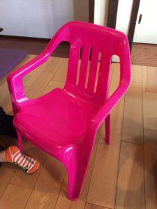 やまと茶屋 お子様椅子