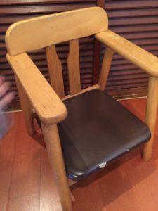 サガミ お子様用椅子