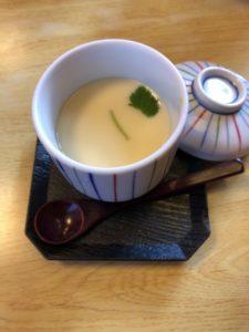 サガミ 茶碗蒸し