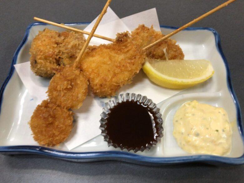 食いしん坊さかえ 2,000円コース料理2