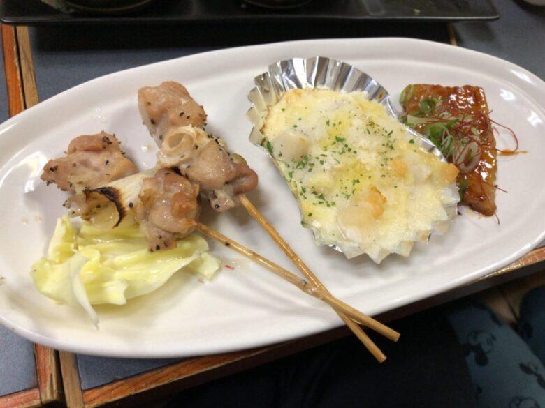食いしん坊さかえ 2,000円コース料理3