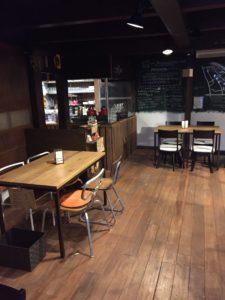 わっくカフェ店内1