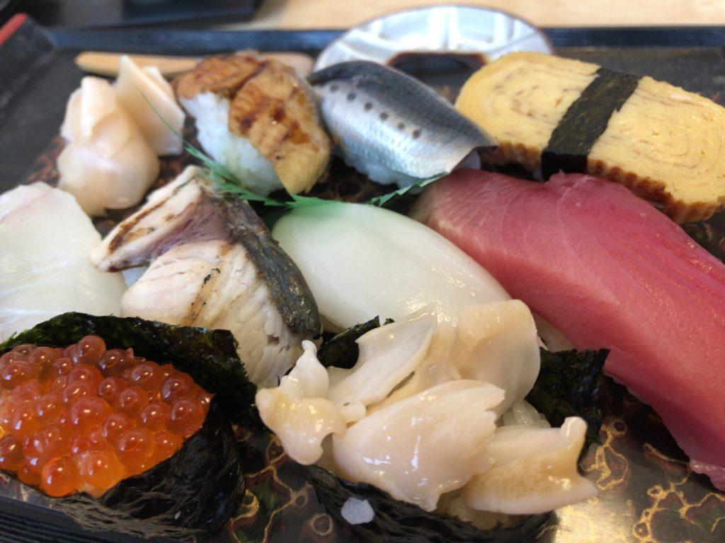 あかだま寿司