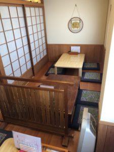 あかだま寿司座敷2