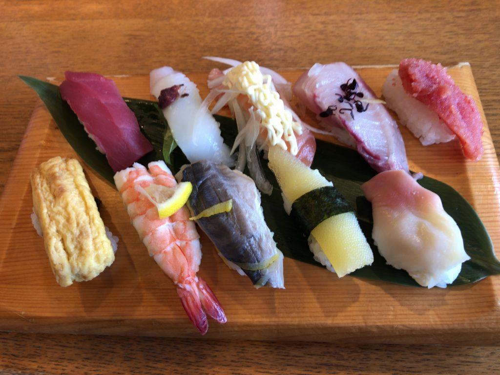 鈴木水産 寿司