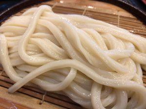 伊予製麺 ざるうどん