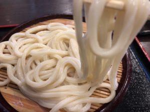 伊予製麺 ざるうどん(並)