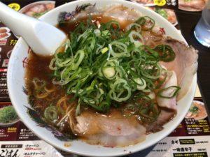 来来亭 チャーシュー麺1