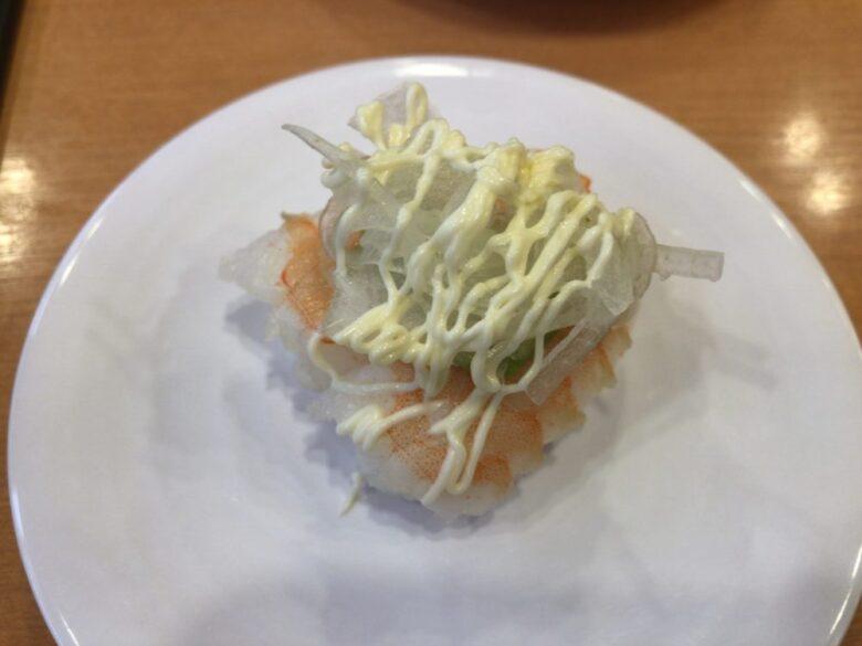 かっぱ寿司 アボカドえび