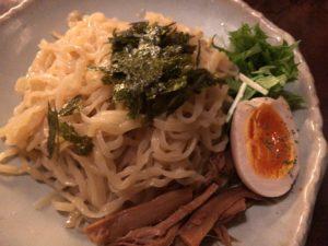 花紋 つけ麺3