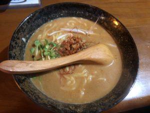 ひっぱり蛸 担々麺1