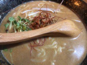 ひっぱり蛸 担々麺2
