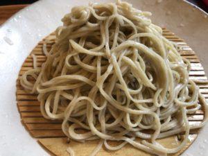 柿右衛門 天ざる蕎麦2