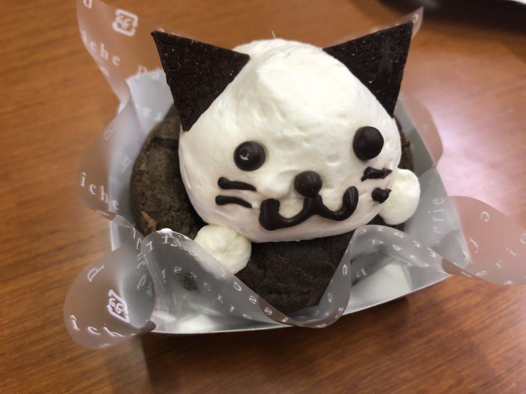 シャトレーゼ ねこちゃんのシューケーキ
