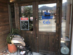 エースバーガーカフェ 入り口