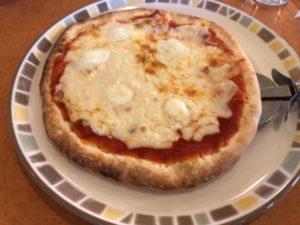 サイゼリヤ マルゲリータピザ
