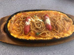 モリスパ スパゲッティ1