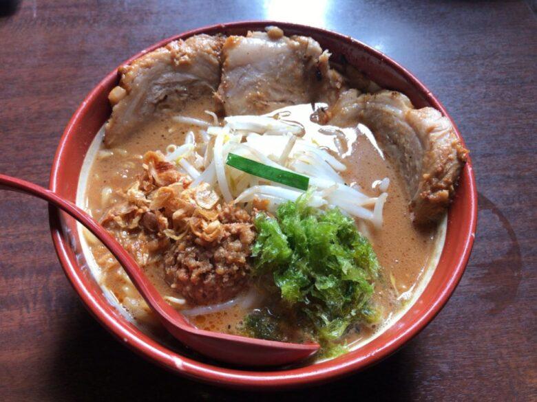 蔵deラーメン あぶりチャーシュー麺1
