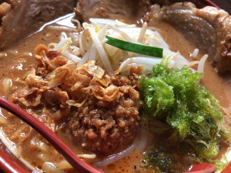 蔵deラーメン あぶりチャーシュー麺2
