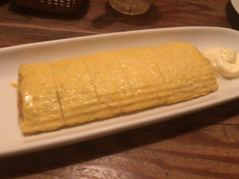 モンテゴベイ だし巻きたまご(明太子&チーズ)