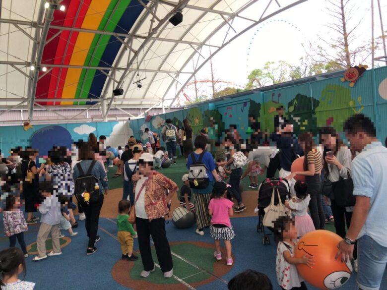 名古屋アンパンマンミュージアム うみとおそらのボールパーク